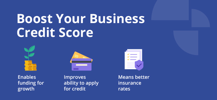 Boost Your Business Credit Score